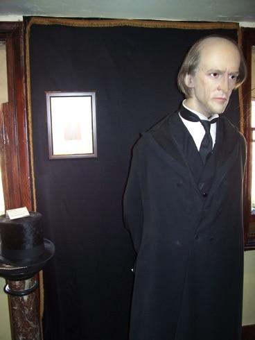 Bonecos das histórias: Professor Moriarty
