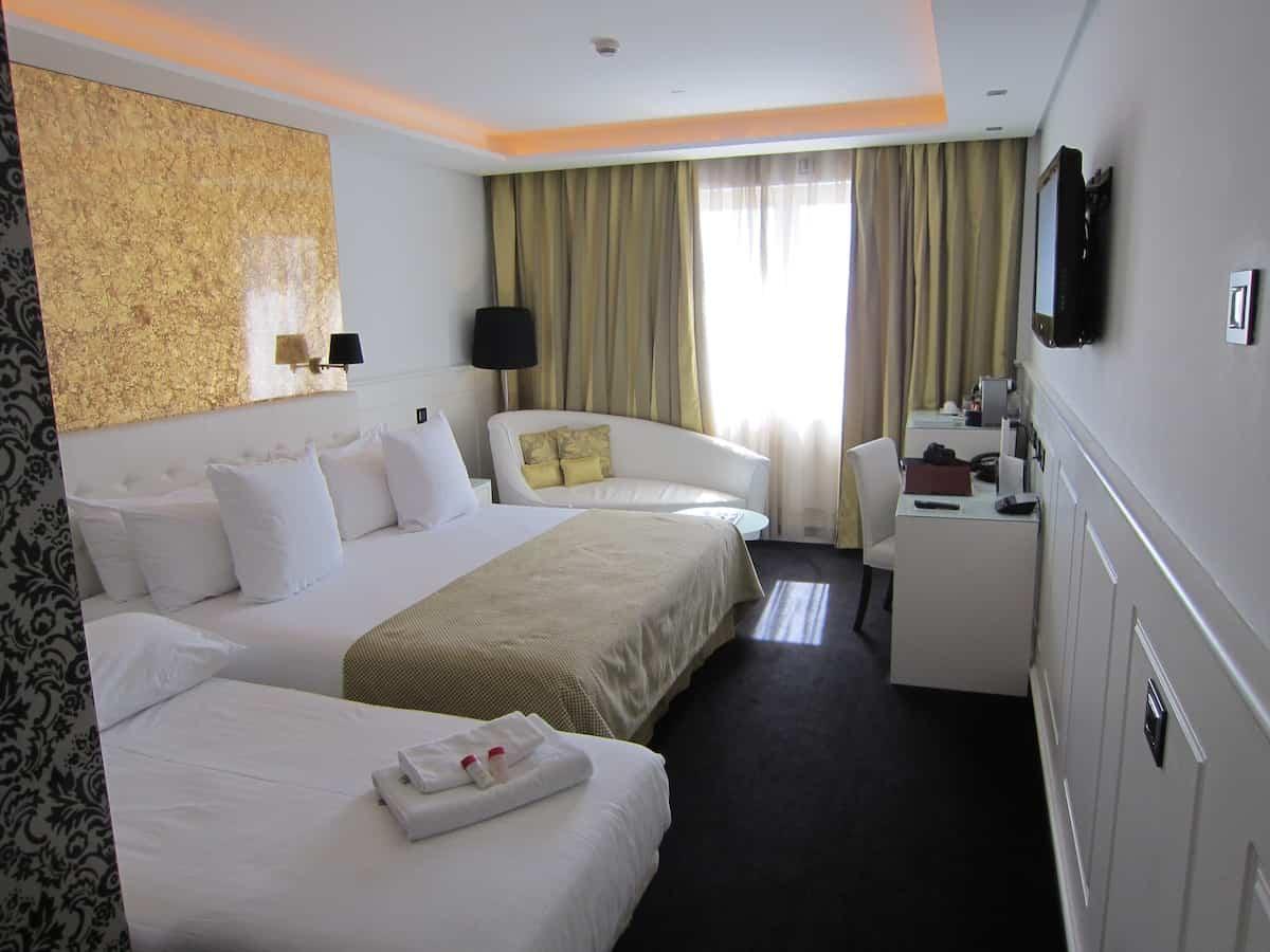 Hotel Gran Meliá Colón - Sevilha, Espanha