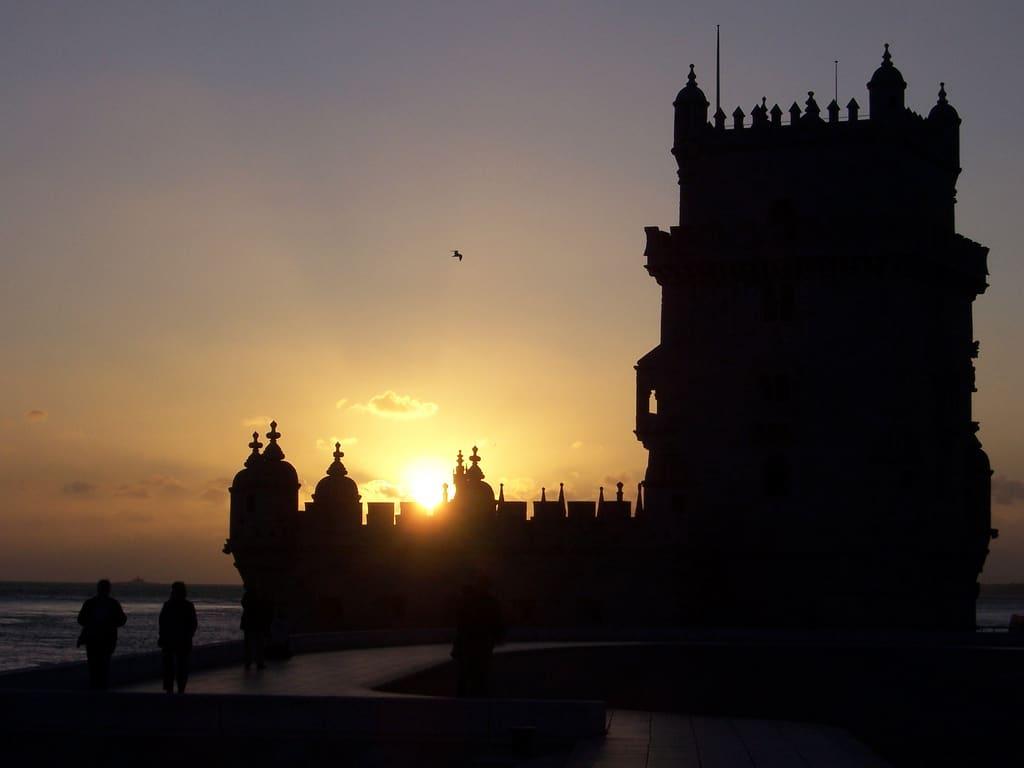 Lisboa. Torre de Belém.