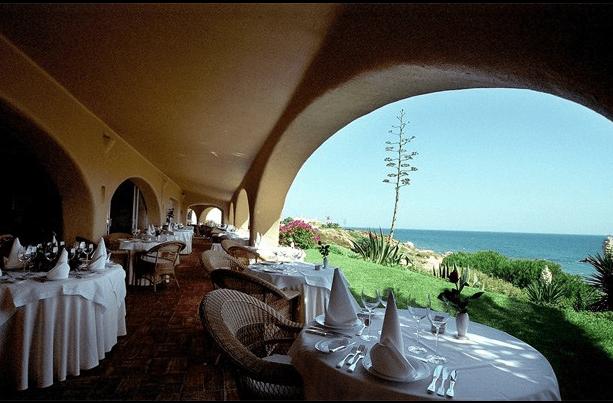 Restaurante Vila Joya, Portugal