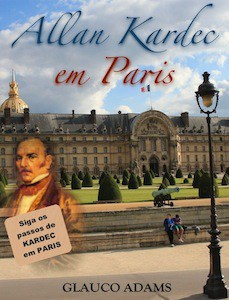 Livro Allan Kardec em Paris