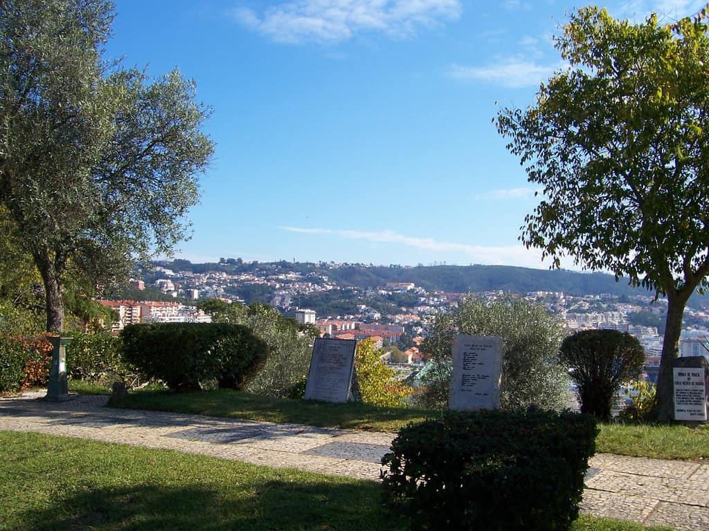 Penedo da Saudade, Coimbra