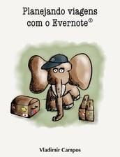 Planejando viagens com o Evernote