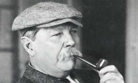 Sir Arthur Conan Doyle, Sherlock Holmes