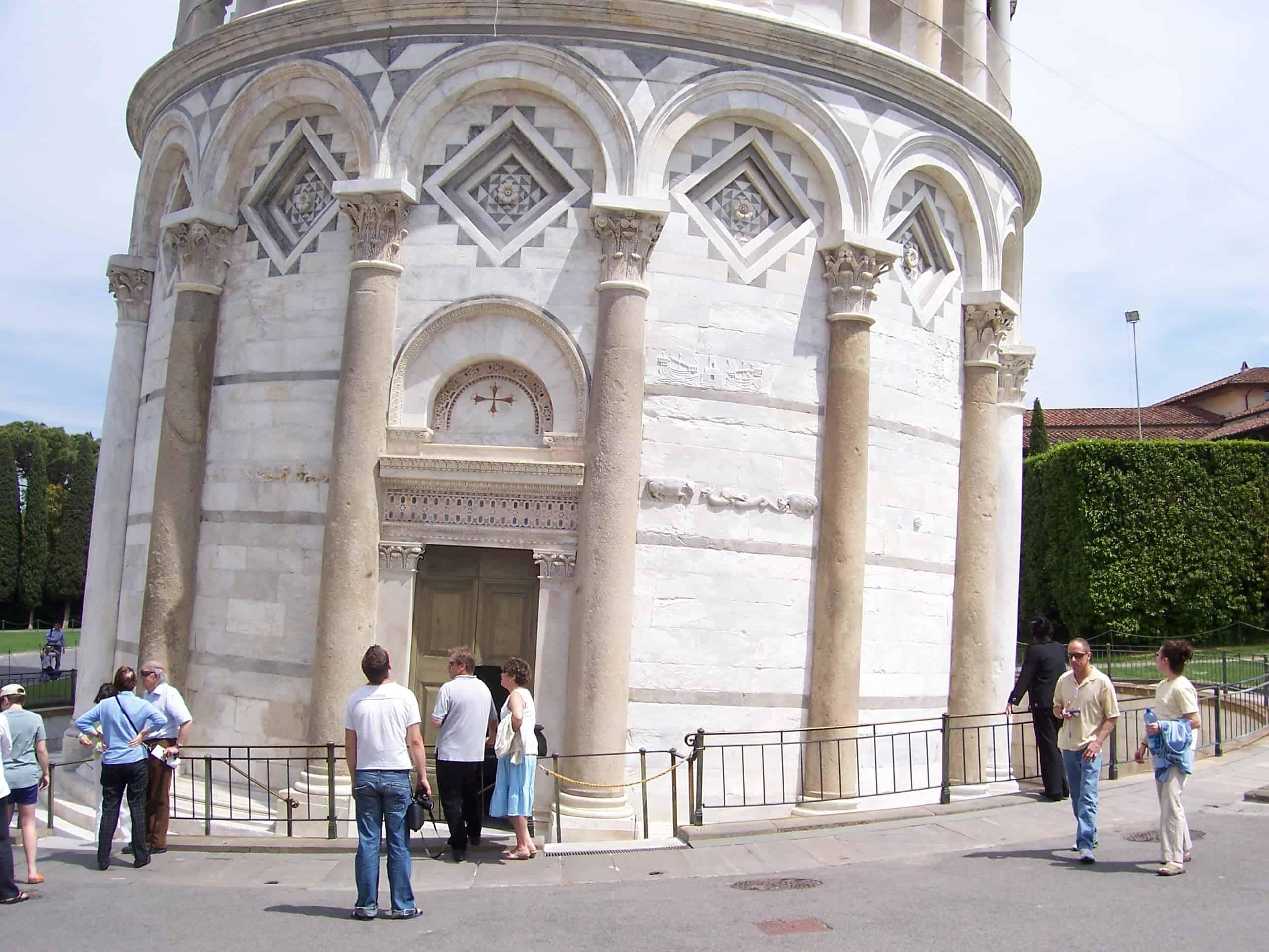 Torre de Pisa, Itália