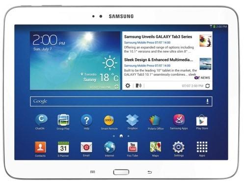 Samsung Galaxy Tab 3 10 polegadas