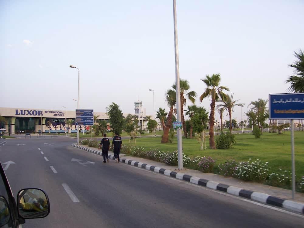 Aeroportos no Egito