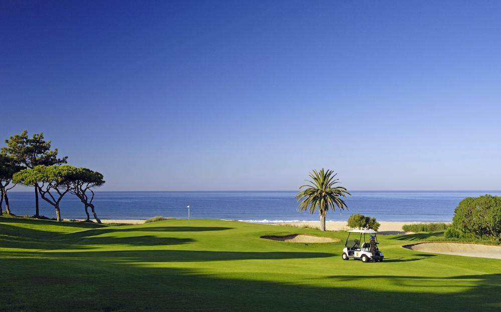 Golfe no Algarve (Portugal)