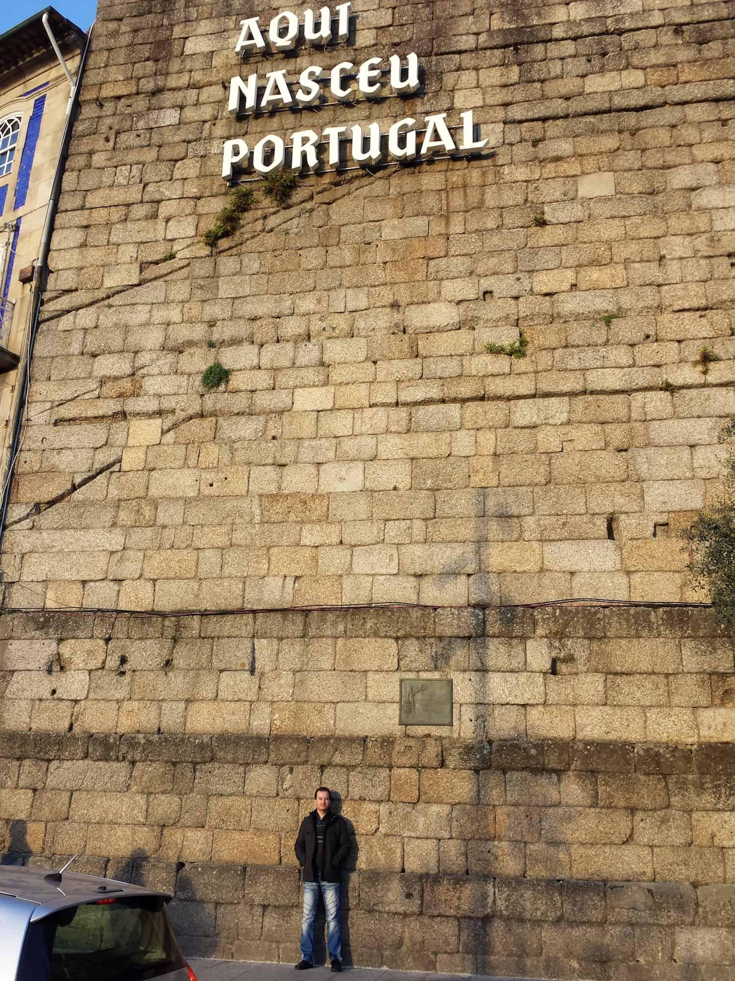 Guimarães, berço de Portugal