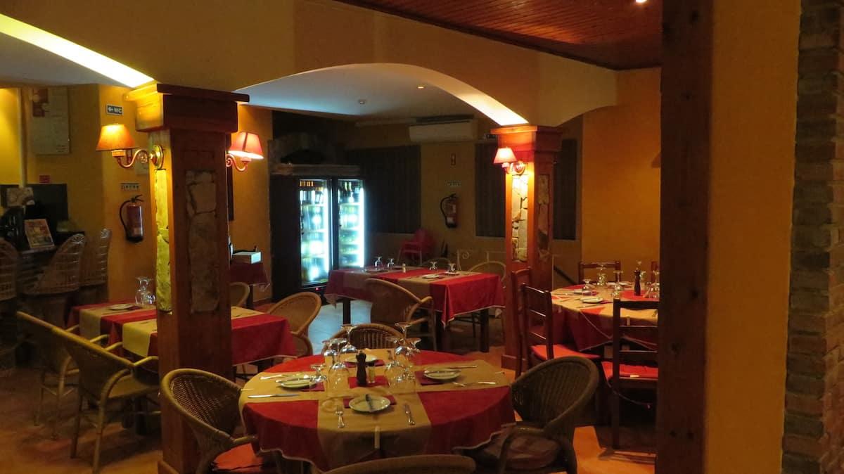Restaurante Ruccula, em Alvor, Algarve, Portugal