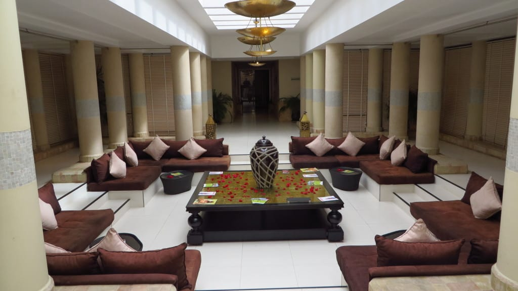 Hotel Naoura Barrière, em Marrakech, Marrocos