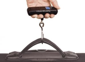 Balança portátil para malas