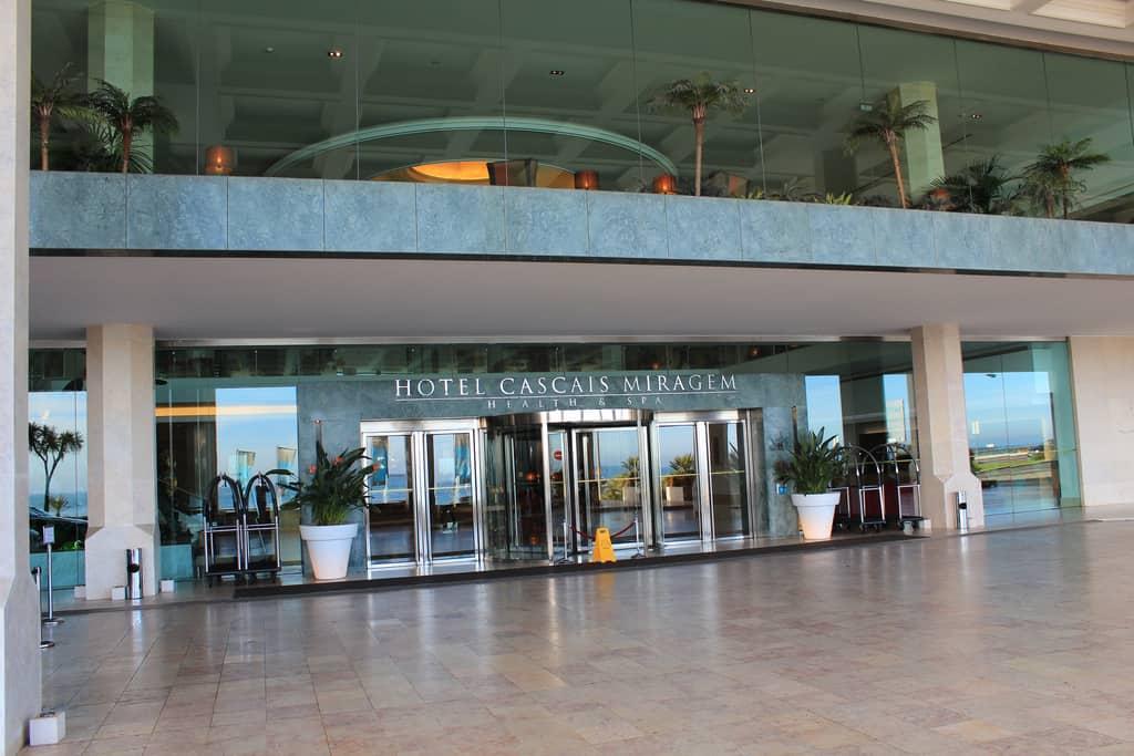 Hotel Cascais Miragem, em Cascais, Portugal