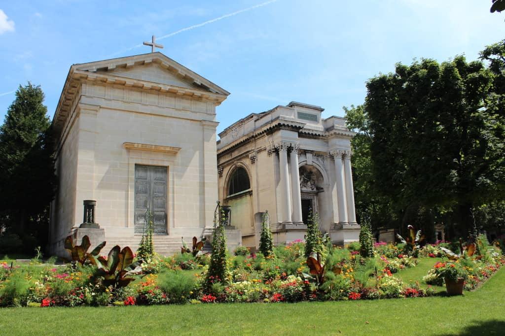 Cemitério do Père-Lachaise, em Paris