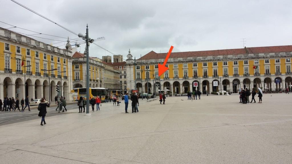 Museu da Cerveja, Praça do Comércio, Lisboa