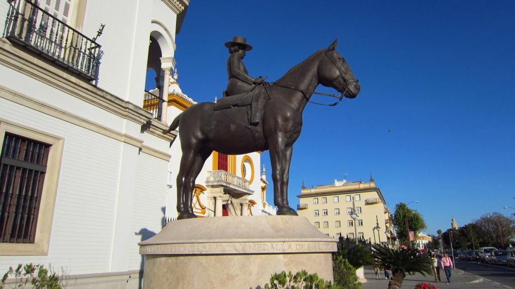 Touradas em Sevilha: a Plaza de Toros de la Real Maestranza de Caballería de Sevilla