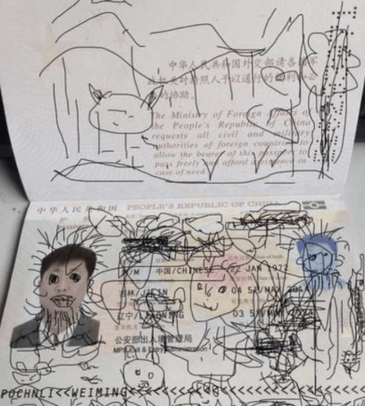 Passaportes: cuidado ao viajar com crianças