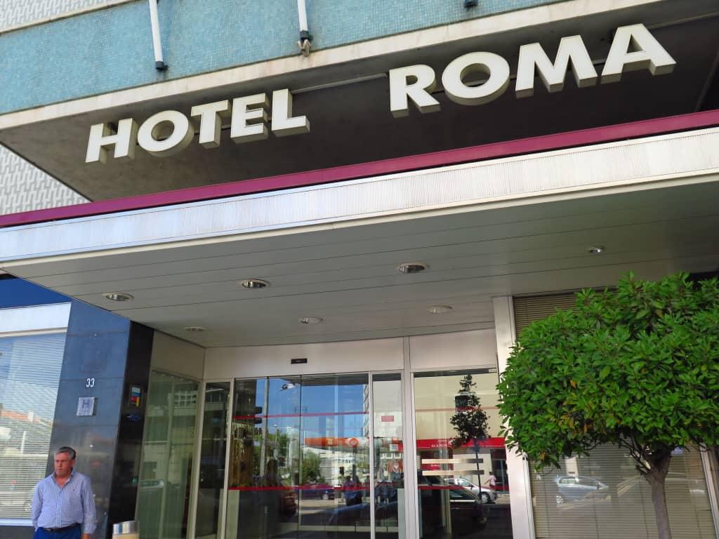 Hotel Roma, em Lisboa