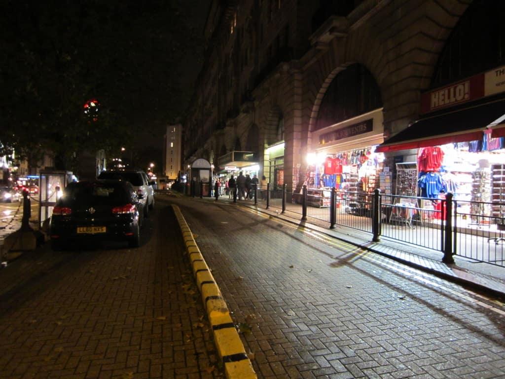 Em Londres, uma loja incrível para você comprar lembranças de sua viagem