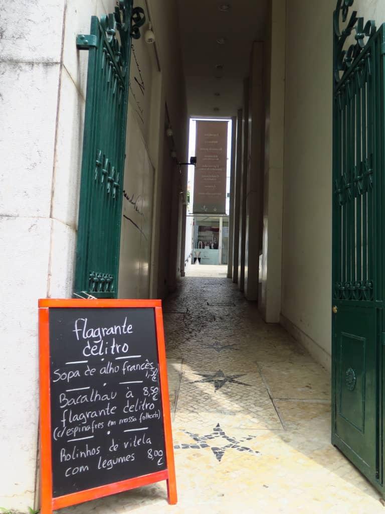 Casa Fernando Pessoa, em Lisboa