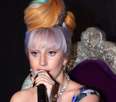 Lady Gaga veste cortiça portuguesa