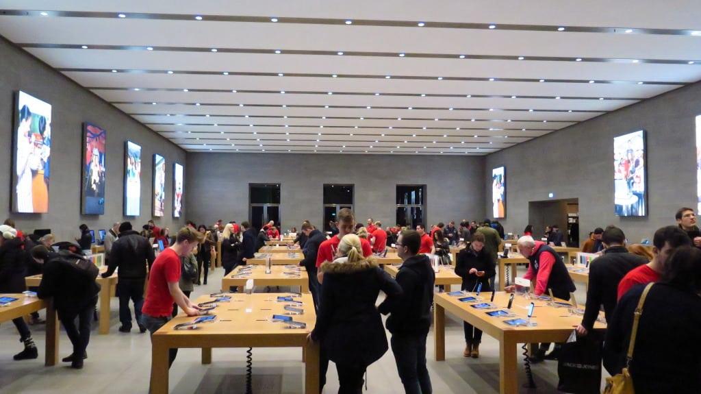 Apple Store em Berlim
