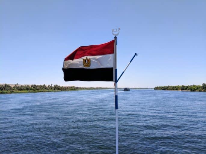Segurança no Egito