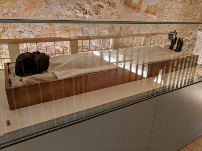 Múmia de Tutancamon
