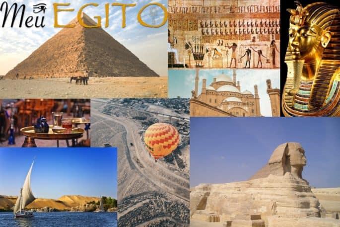 Serviços do Meu Egito para turismo
