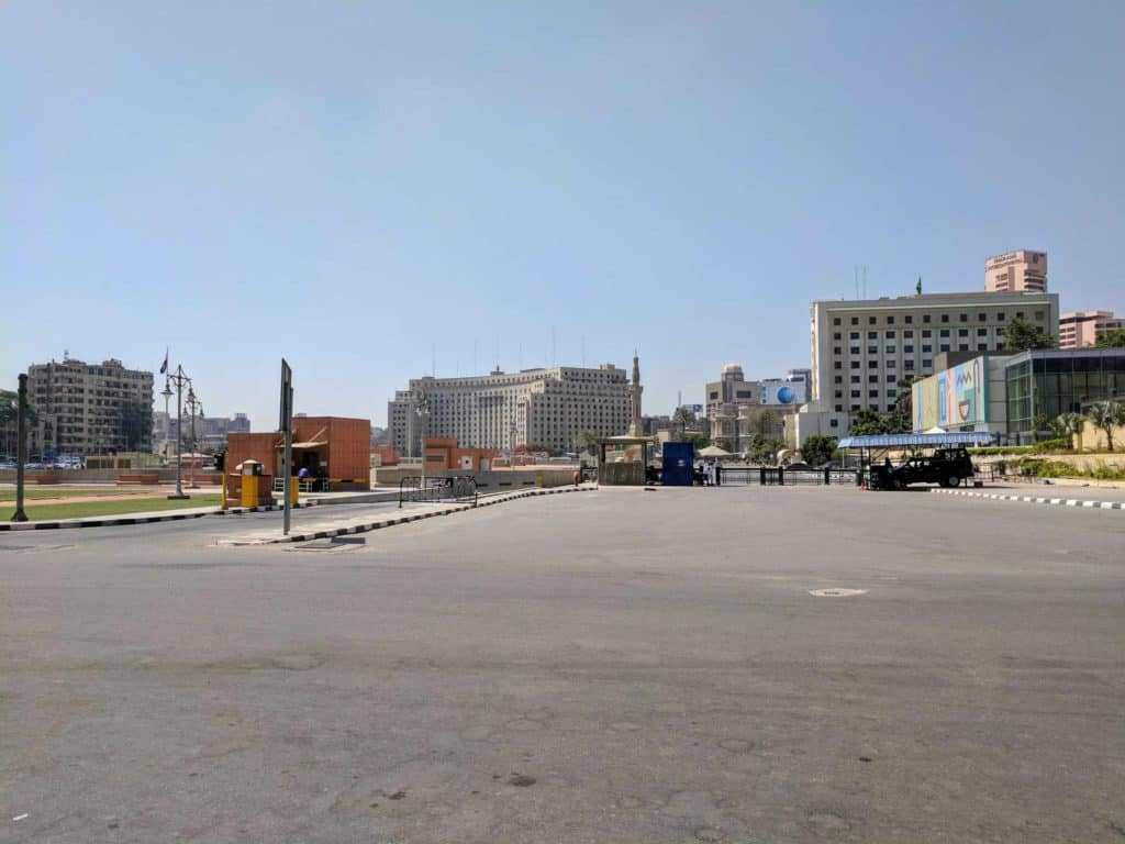 Praça Tahrir