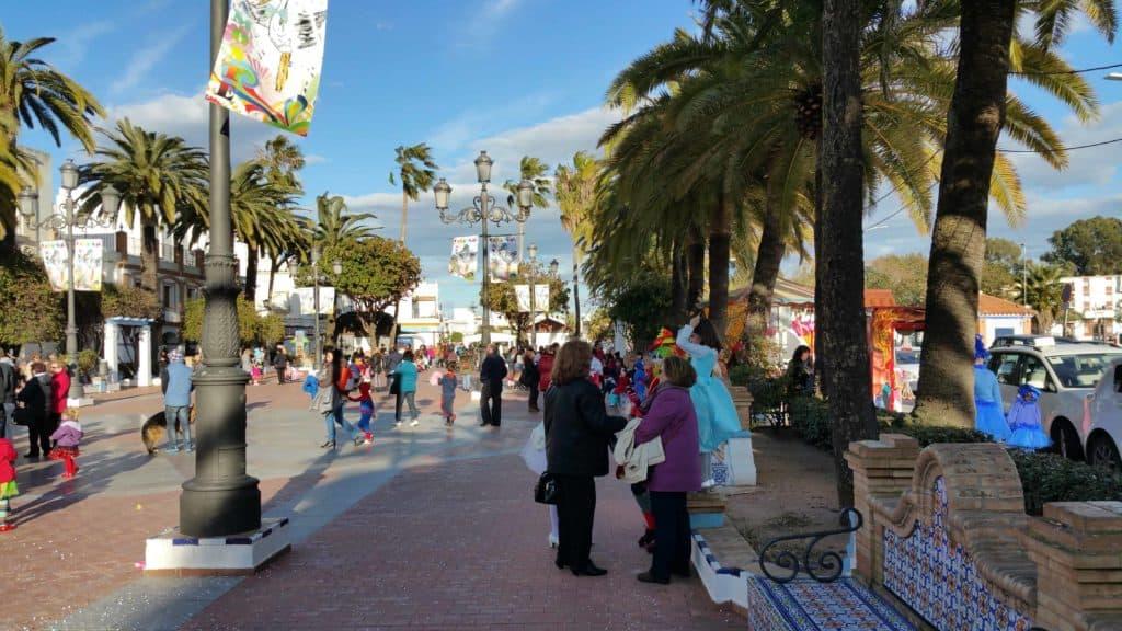 Praça em Ayamonte