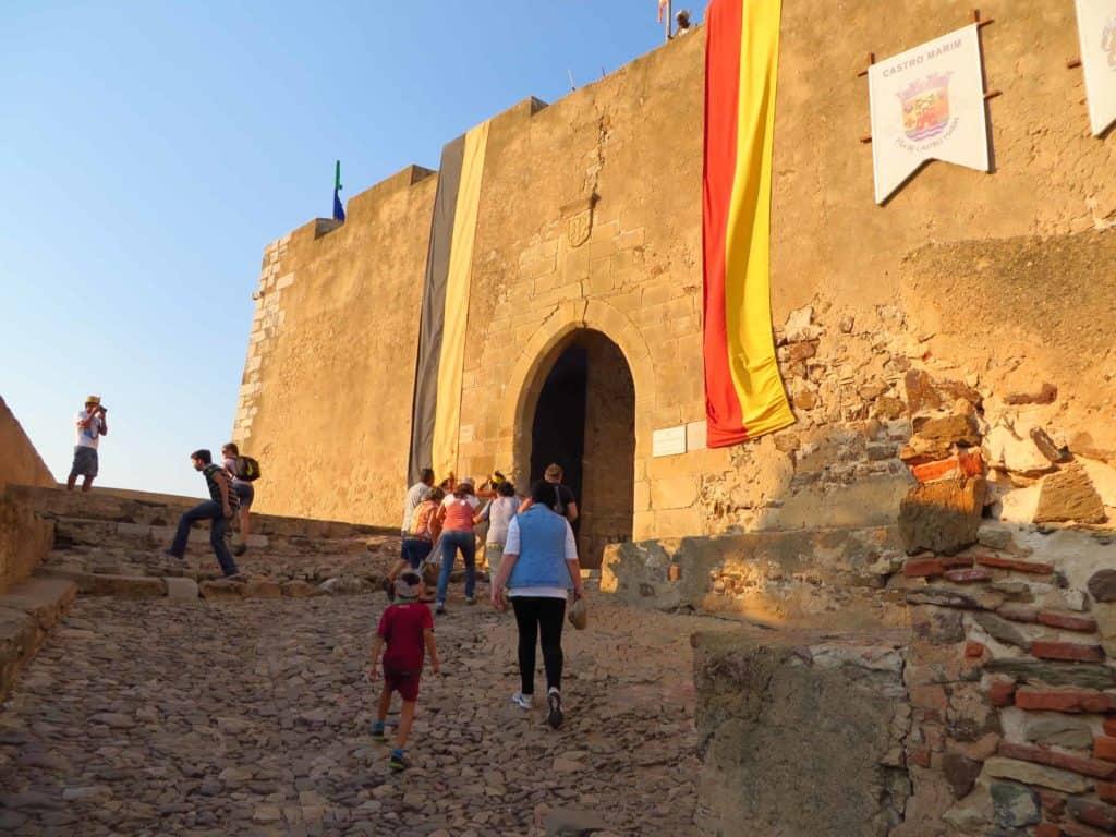 Castro Marim em roteiro para o Algarve