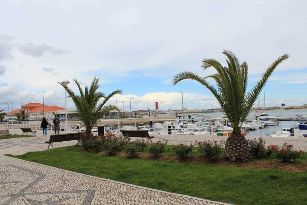 Vila Real de Santo António no roteiro básico para o Algarve