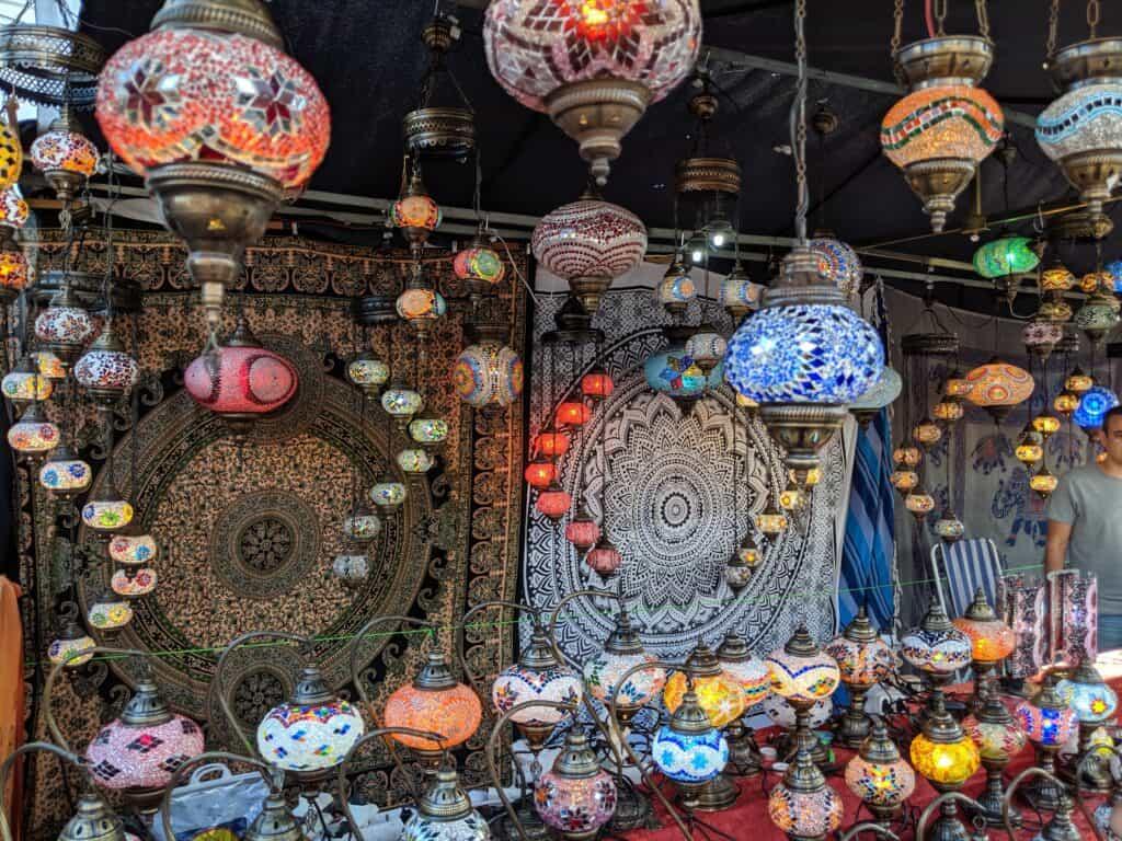 Lustres árabes