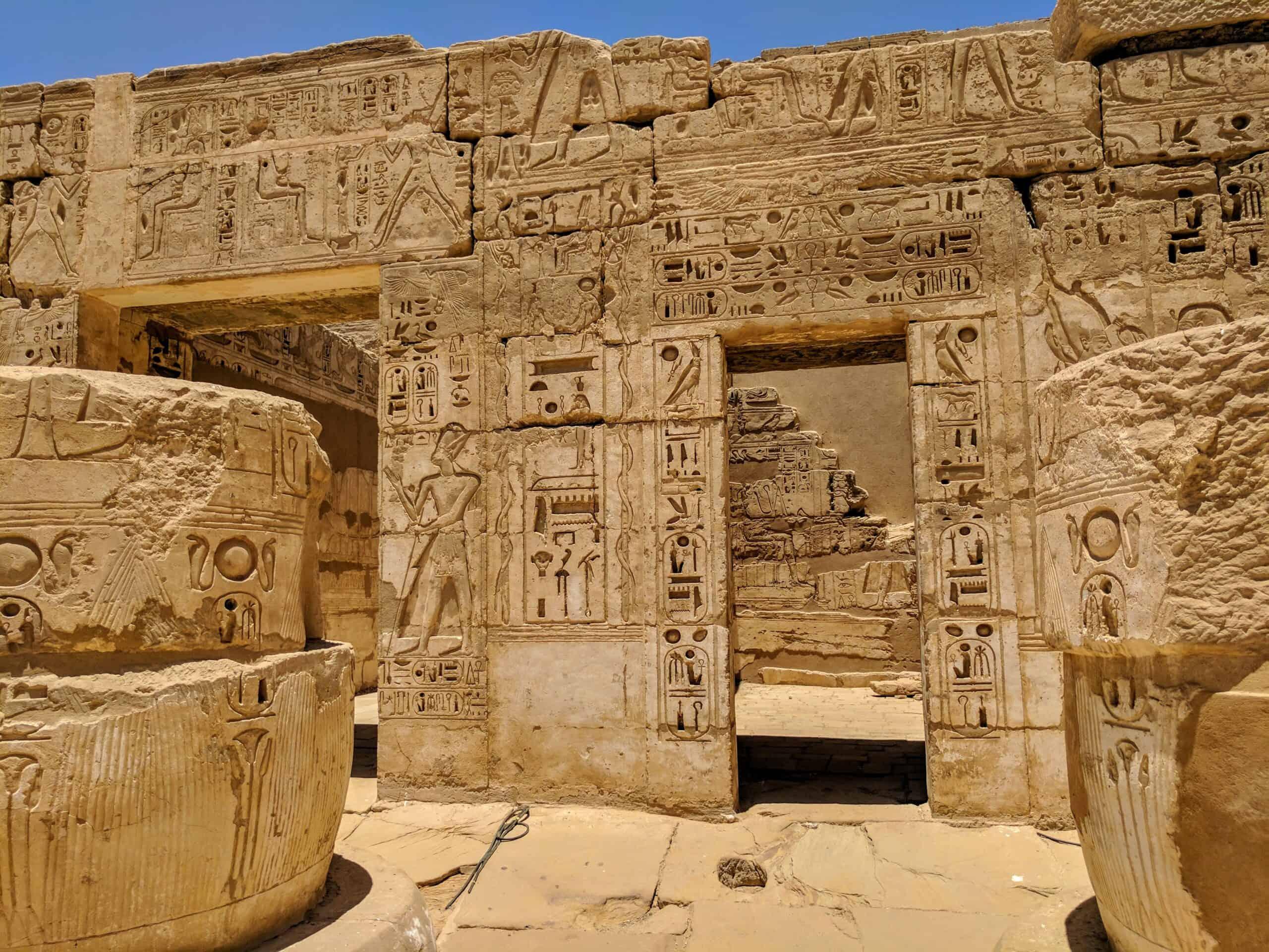 Templo de Medinat Habu