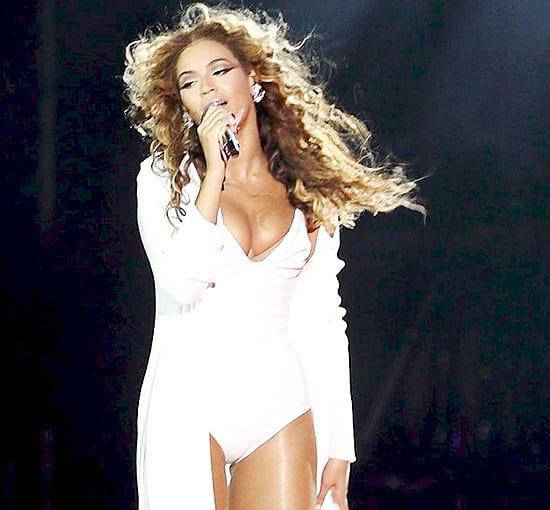 Beyoncé no Egito