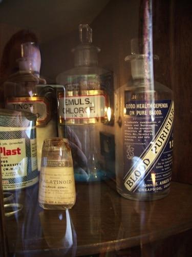 Produtos químicos vistos mais de perto