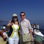Danças típicas gregas em cruzeiro pelas ilhas da Grécia