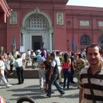Cegos podem tocar peças no Museu do Cairo