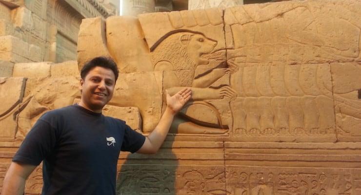 Dica de guia de turismo no EGITO: Ihab Hamdy Ismail