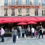Fouquet's: restaurante em grande estilo em Paris