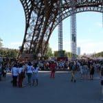 Novidades na Torre Eiffel