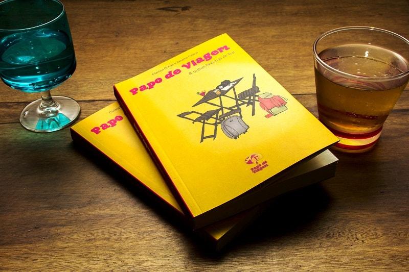 Livro Papo de Viagem