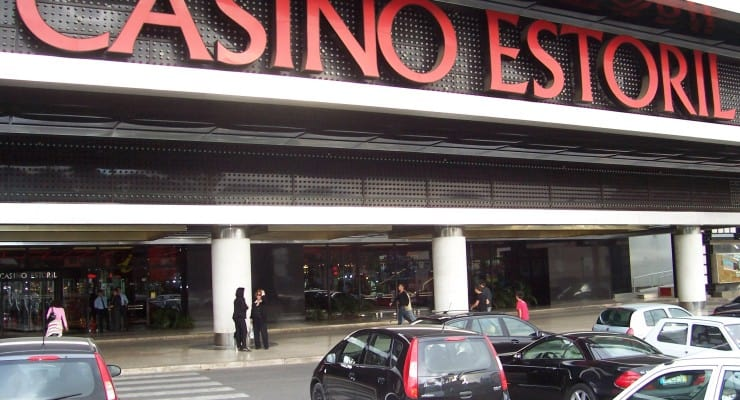 Casino Estoril, em Portugal: Bond, James Bond