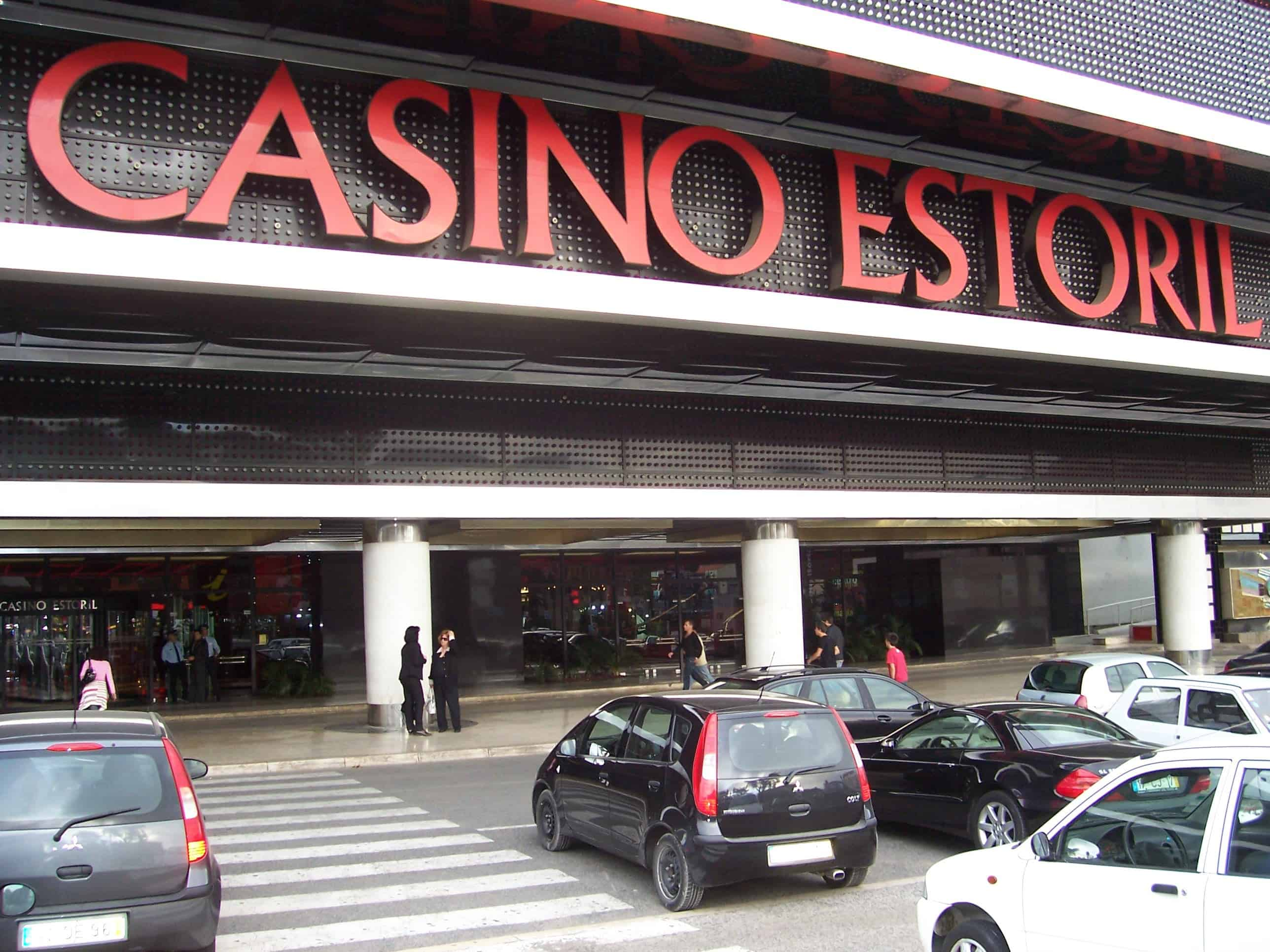 estoril casino james bond