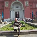 Egito: lótus e papiro
