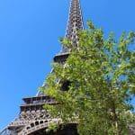 Torre Eiffel mais uma vez fechada