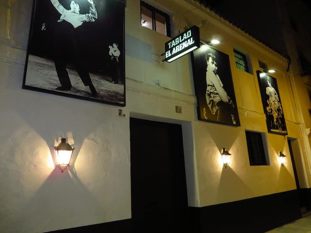 Tablao El Arenal: Sevilha, Espanha
