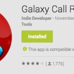 Galaxy Call Recorder: grave telefonemas em seu Galaxy Note ou S