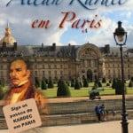 'Allan Kardec em Paris': guia de viagem